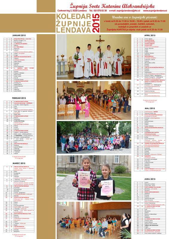 koledar_2015_cerkev_Lendava_SLO_web
